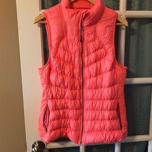 Coral vest
